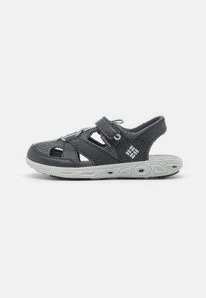 YOUTH TECHSUN WAVE UNISEX - Walking sandals - shark/grey ice