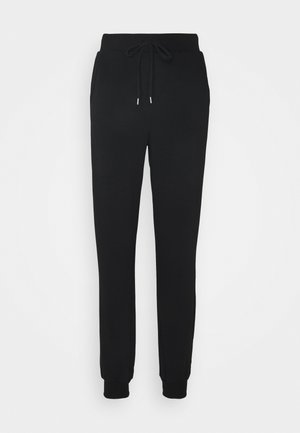VMKOKO - Tracksuit bottoms - black