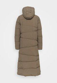 Cream - GAIAGROCR LONG JACKET - Winter coat - khaki - 1