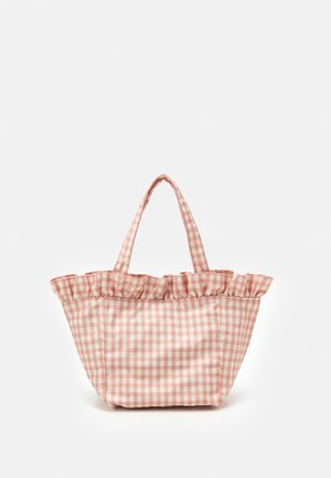 CLAIRE TOTE - Handbag - muted clay