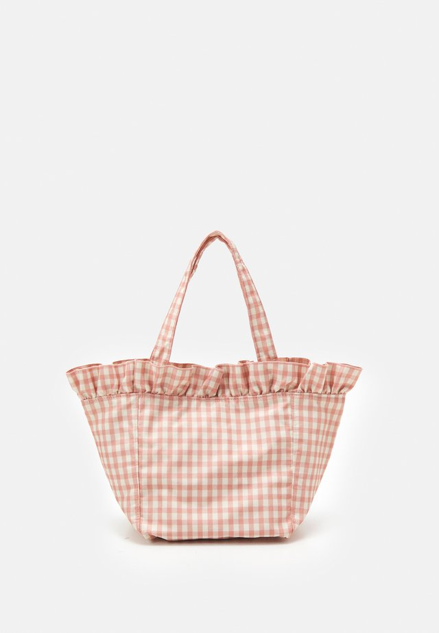 CLAIRE TOTE - Kabelka - muted clay