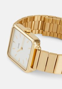 Cluse - LA TETRAGONE - Watch - gold-coloured/white - 5