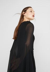 Lauren Ralph Lauren - CLASSIC LONG GOWN COMBO - Suknia balowa - black - 5