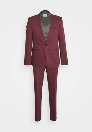 GOTHENBURG SUIT - Garnitur - maroon