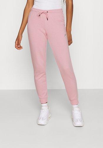 TIGHT - Pantalones deportivos - pink glaze/white
