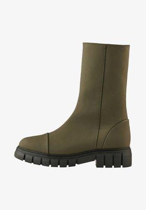 Classic ankle boots - dunkelgrün