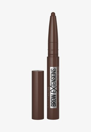 BROW EXTENSIONS - Eyebrow pencil - 6 deep brown