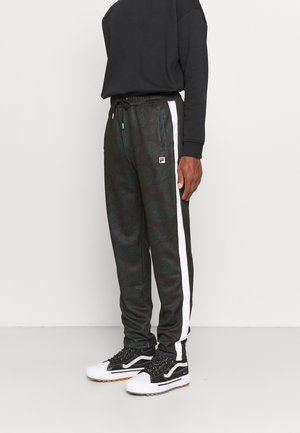 CHAS TRACK PANTS - Trousers - sycamore