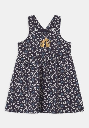 KIDS GIRLS - Denimové šaty - dark blue