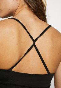 South Beach - STRAP BRA - Sports bra - black - 4