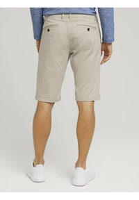 TOM TAILOR - Shorts - sandy dust beige - 2