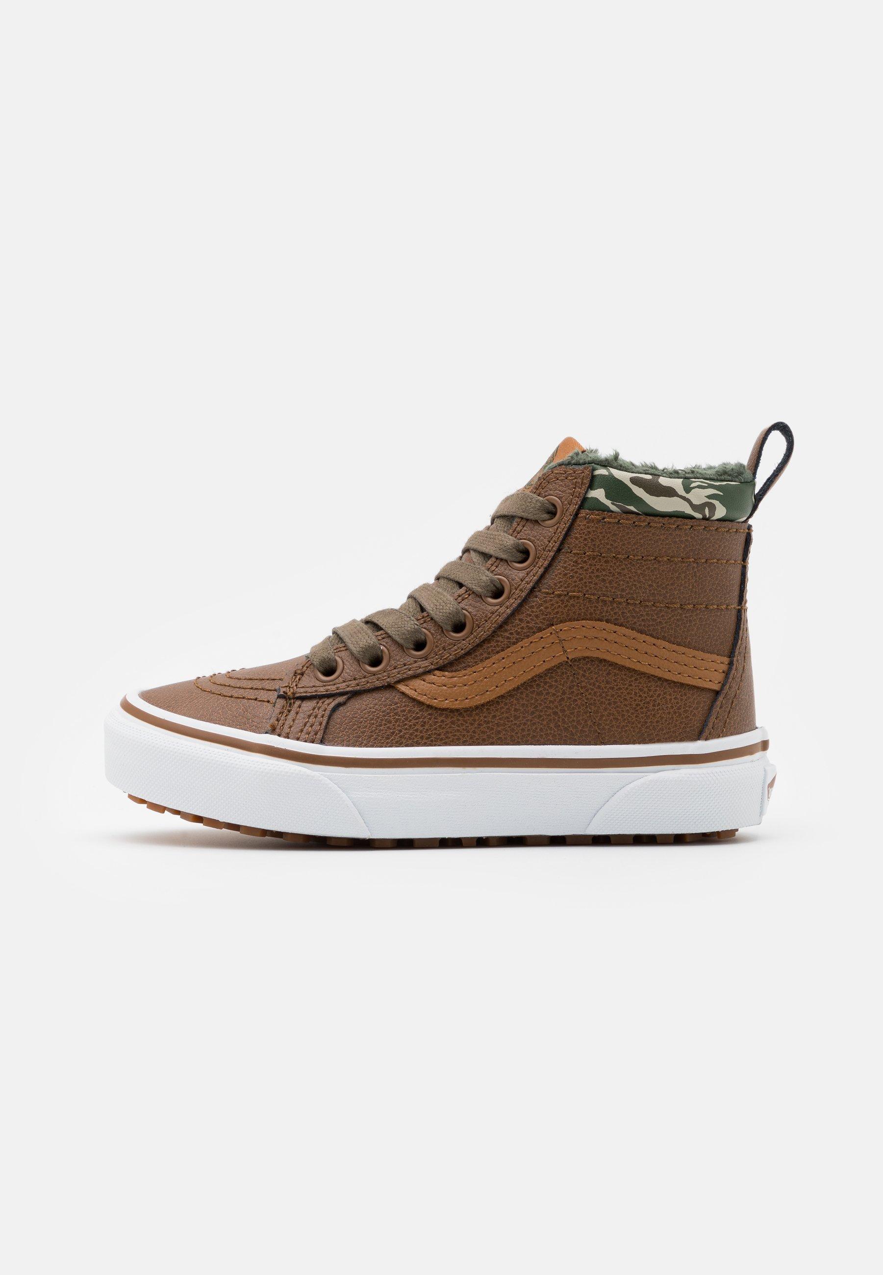 Vans SK8 MTE UNISEX - Sneakers alte - camel/sabbia - Zalando.it