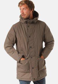 Carhartt WIP - Winter coat - beige - 0