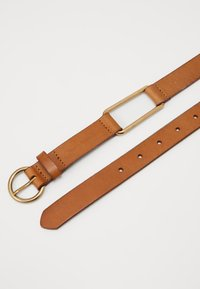 Marc O'Polo - BELT LADIES - Belt - true camel - 1