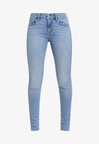 Levi's® - 710 INNOVATION SUPER SKINNY - Jeans Skinny Fit - globe trotter - 4