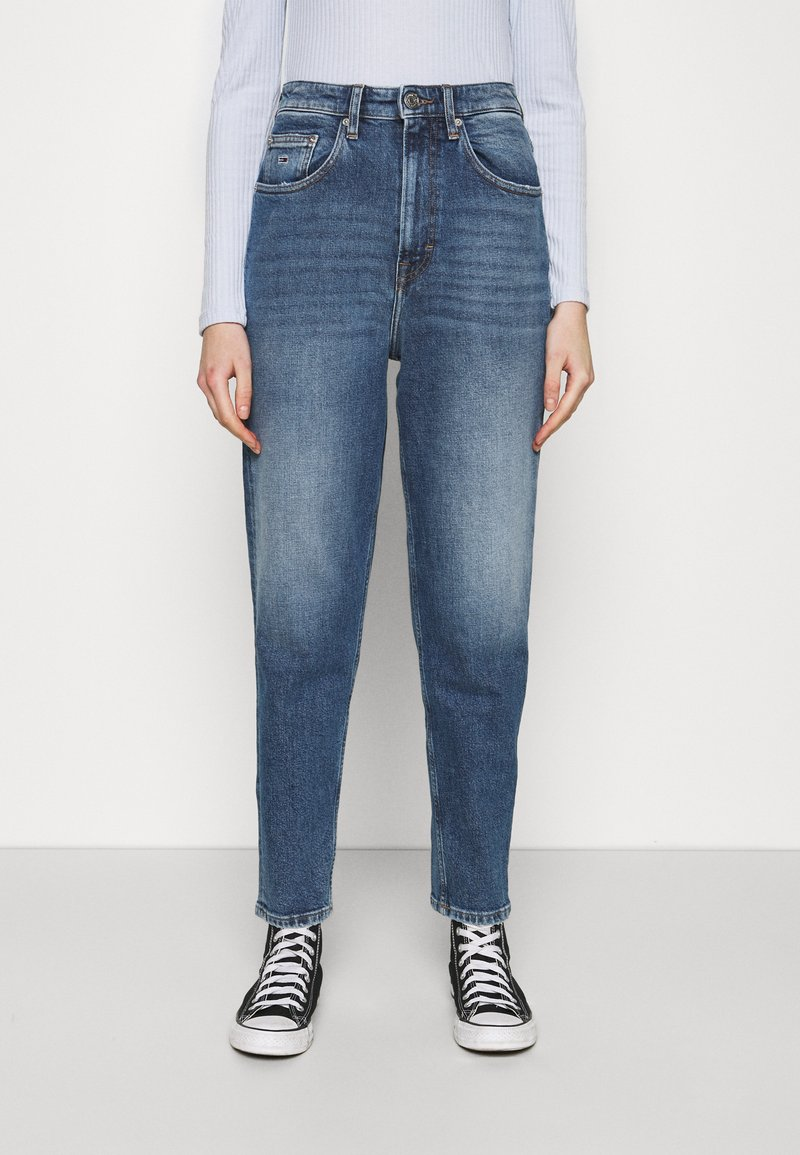 Tommy Jeans - MOM - Relaxed fit jeans - oslo light blue