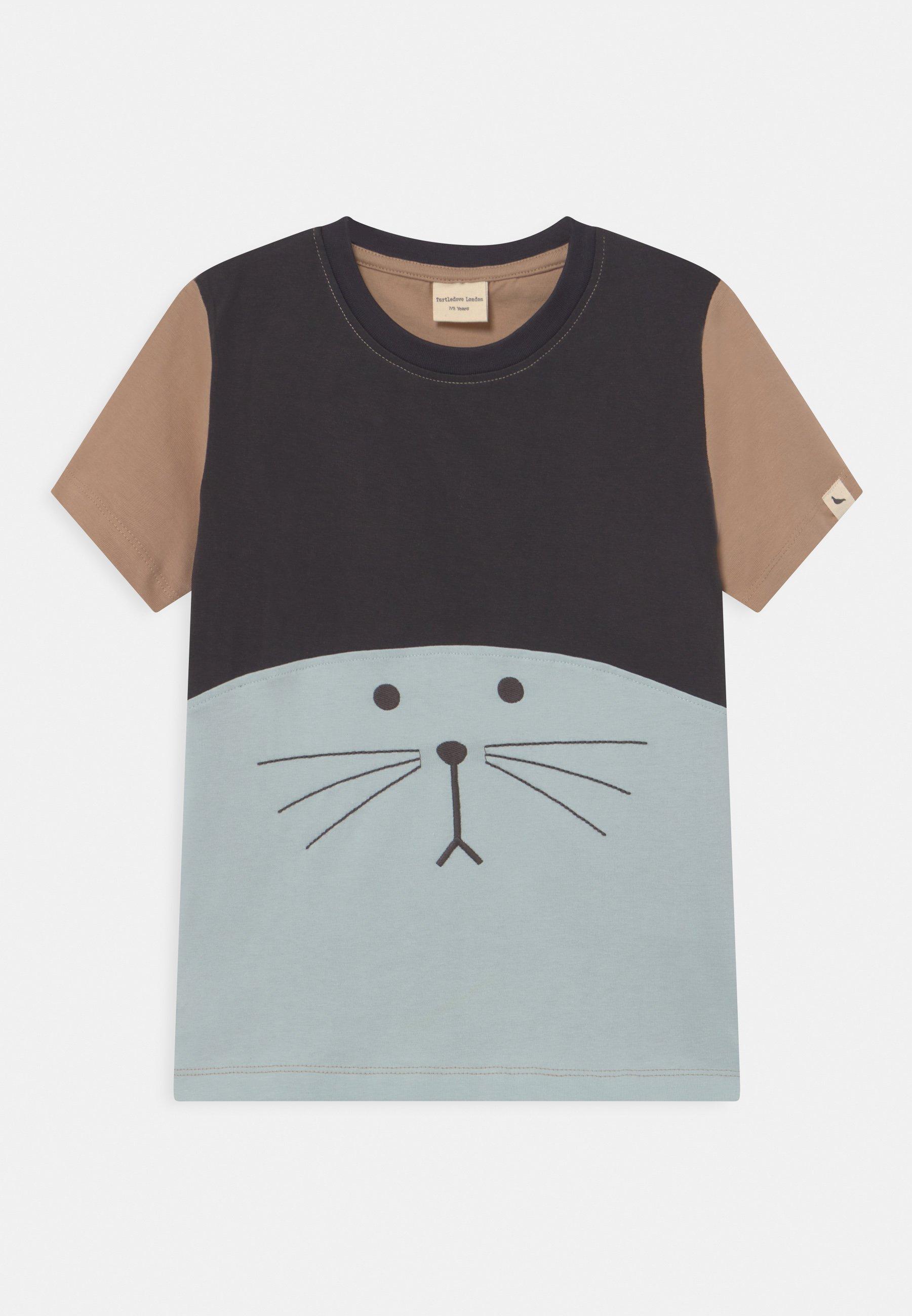 Kids SEAL FACE UNISEX - Print T-shirt