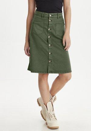 DITTE - A-line skirt - beetle