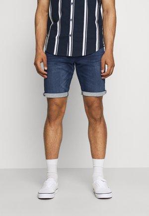 SEATLE - Denim shorts - dark used