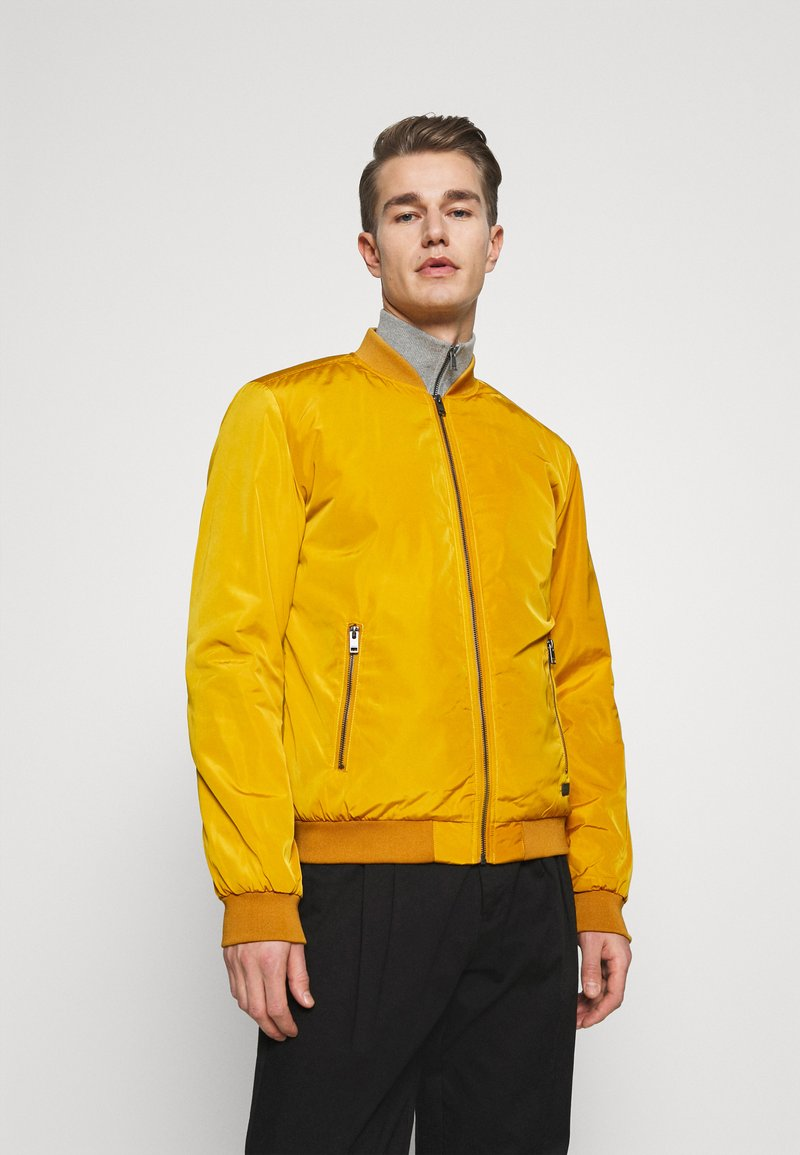 Lindbergh - Bomber Jacket - yellow