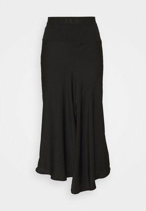 ALTEA SKIRT - A-line skirt - schwarz
