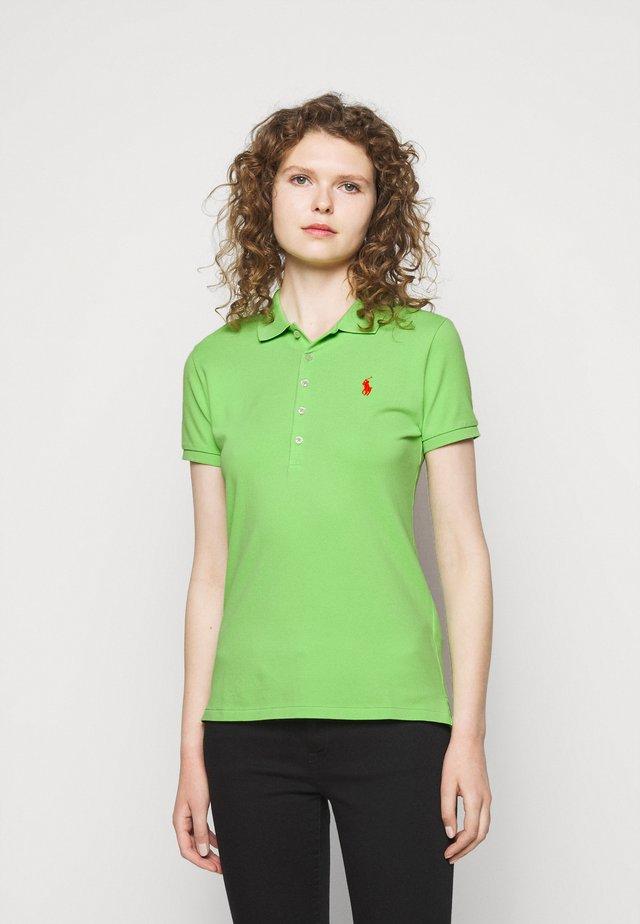 Polo shirt - kiwi/lime
