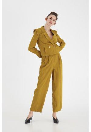 IHASHLEY  - Trousers - bronze mist