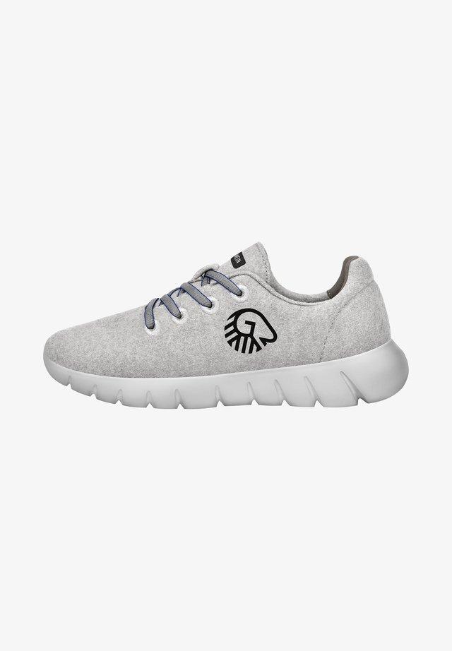 MERINO RUNNERS - Sneakers laag - light grey