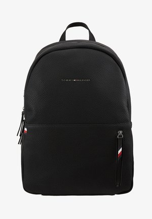 ESSENTIAL BACKPACK - Batoh - black