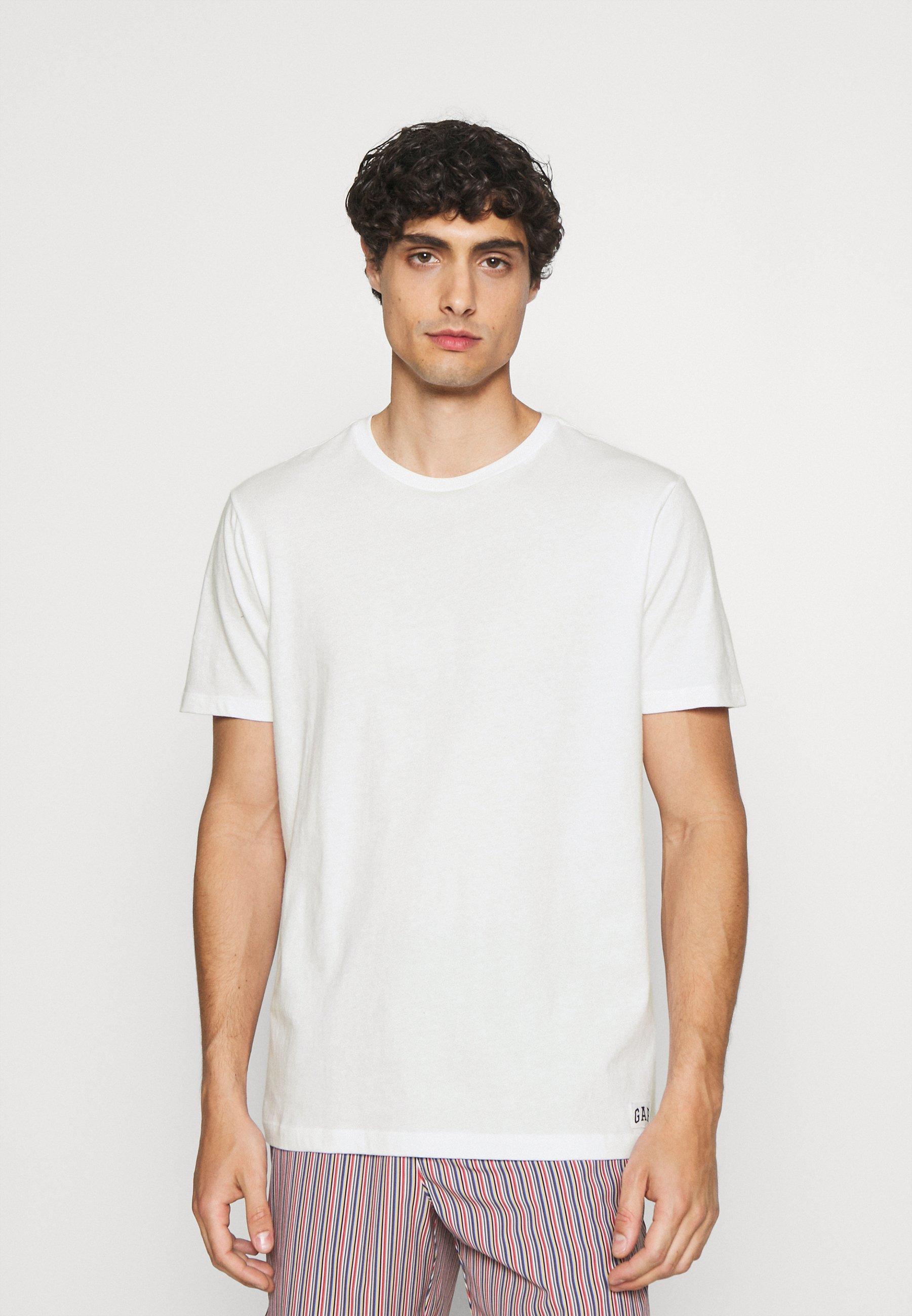 Men CREW JOCK TAG 3 PACK - Basic T-shirt