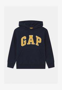 GAP - BOY NEW CAMPUS LOGO HOOD - Sweater - blue galaxy - 0