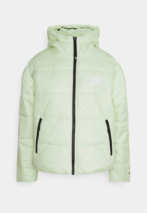 CLASSIC - Giacca invernale - lime ice/black/white