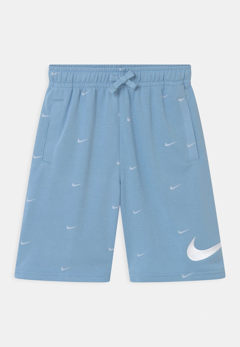 Nike Sportswear - Kraťasy - psychic blue/white
