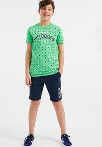 WE Fashion - T-shirt print - all over print - 0