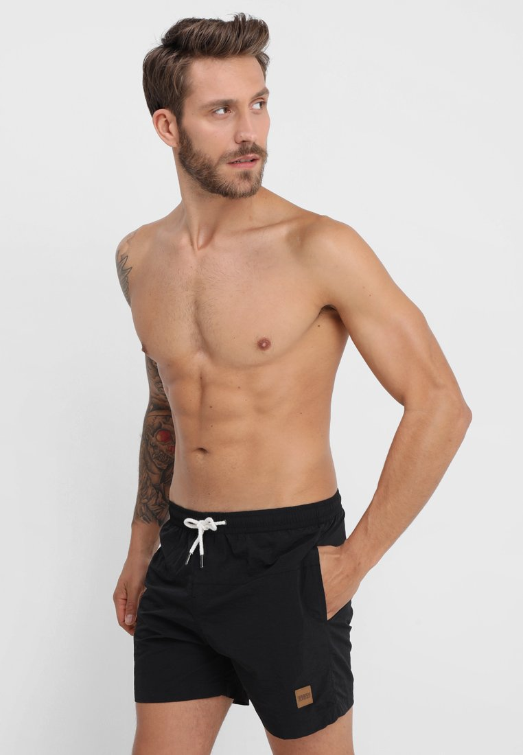 Urban Classics - Swimming shorts - black
