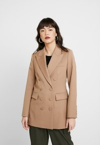 IVY & OAK - Blazer - dark toffee - 0