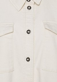 Marc O'Polo - SHIRT OVERSIZED FIT  - Button-down blouse - off-white - 2