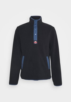 WOODS  - Sweat polaire - true navy