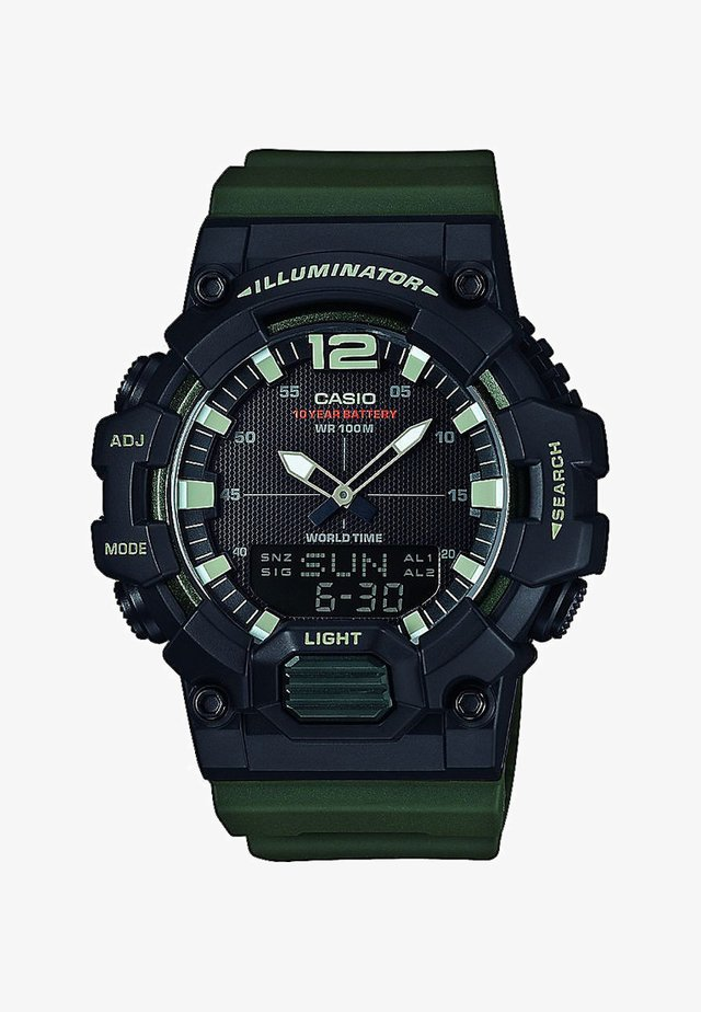 Watch - green