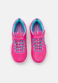 Skechers - POWER PETALS - Tenisky - neon pink/multicolour - 3