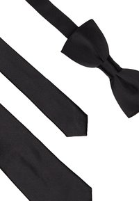 Only & Sons - ONSTHEO BOW TIE SET - Motýlek - black - 3