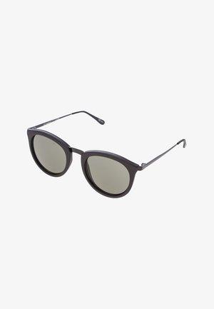Sunglasses - black rubber