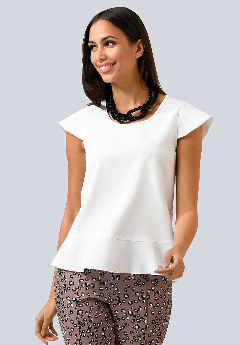 Alba Moda - Blouse - off-white