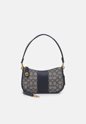SIGNATURE SWINGER - Handbag - navy midnight navy