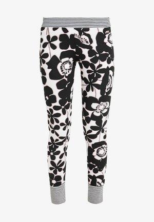 LEGGINGS - Pyžamový spodní díl - black