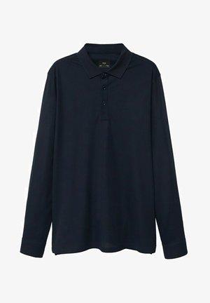 KANSAS - Polo shirt - marineblau