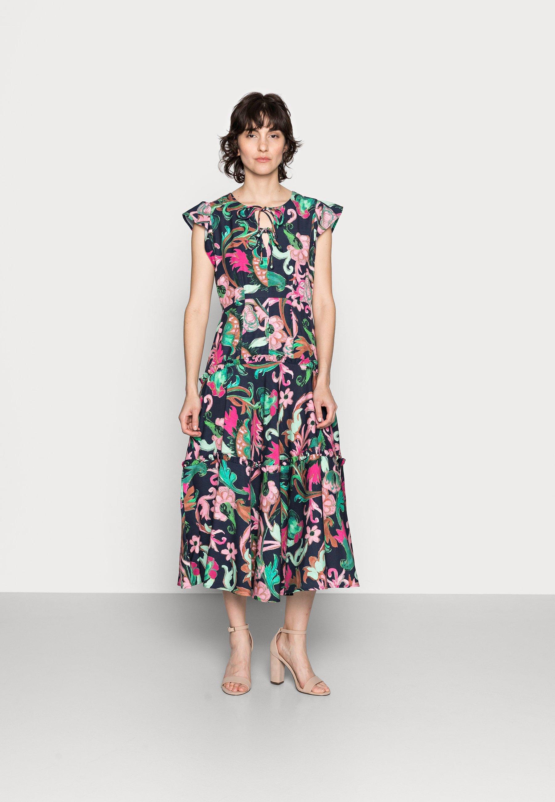 Women ESTELLE A-LINE DRESS - Day dress