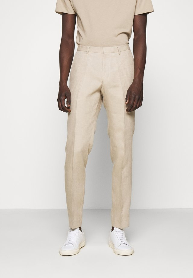 THODD - Pantalon de costume - irish cream