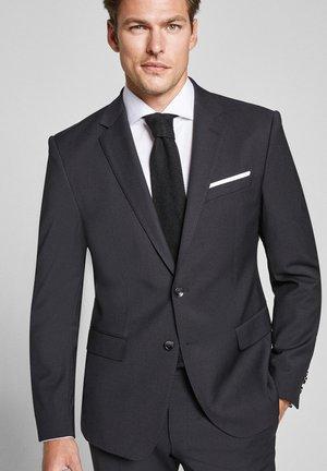 HERBY - Blazer jacket - schwarz