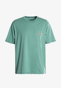 Carhartt WIP - Basic T-shirt - catnip - 4
